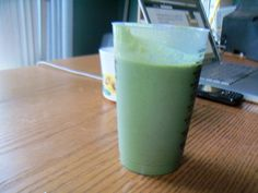 healthy juices Blending the Ultimate Green Vegetable-Fruit Smoothie Recipe
