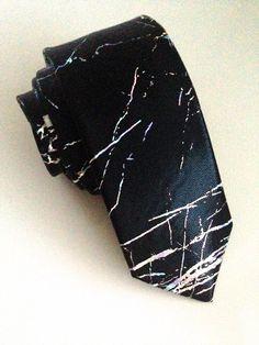 Lightening Print Black Glitter Tie  #VanBuck #Tie #NeckTie #Ties #Lightening #Black #Metallic #Silver #Novelty #Colourful #Accessories #MensAccessories #FabTies   http://www.fabties.com/ties/novelty-ties/lightening-print-black-glitter-tie.html