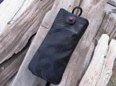 Leather Pouch Bag With Cord Or With Out For by Shirlbcreationstoo, $38.00
