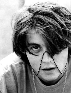 Johnny Depp by quicheisinsane, via Flickr