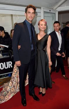Pin for Later: Les Glamour Awards Étaient Très . . . Glamour! Ryan Sweeting et Kaley Cuoco-Sweeting