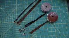 how to make belts for dolls -link to a you-tube video
