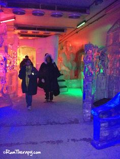 Magic Ice, St. Thomas - after shopping in Charlotte Amalie you can cool off, see beautiful ice sculptures and enjoy a COLD shot of rum!