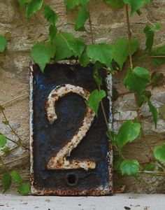Almost from the beginning, numerology has been used in order to analyze the potential for compatibility on a long term basis. In addition, numerology has also Numerology Numbers, Numerology Chart, What's Your Number, Number Two, Rust Never Sleeps, Bouquets, Address Numbers, Rustic Charm, Letters And Numbers