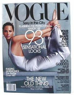 Vogue Magazine October 2002