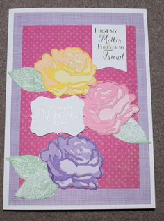 Free Altenew layered dies from Simply Card & Papercraft Magazine, issue 174