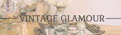 vintage glamour wedding decorations uk for sale