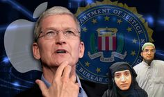 The debate over encryption has reached new heights in a legal battle between Apple and the FBI. -- Apple vows to fight federal order to unlock San Bernardino shooter's iPhone https://www.yahoo.com/politics/apple-vows-to-fight-federal-order-to-share-san-124228263.html?soc_src=social-sh&soc_trk=tw via @YahooPolitics