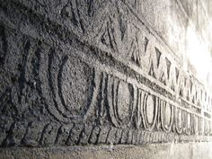 Sgraffito on Florentine palazzo