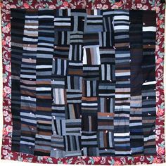 Historically Modern: Quilts, Textiles & Design: Minimalism in a Maximal Culture
