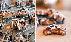 Slik lager du seige cookies av kransekake | EXTRA -