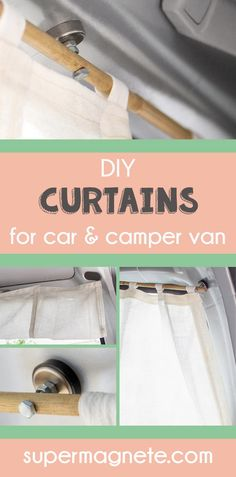 Simply attach the blackout curtain in the car camper supermagnete.de,Simply attach the blackout curtain in the car camper supermagnete.