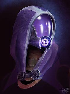 Mass Effect portraits byruthieee | GamesNEXT