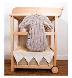 Modèles tricot layette - Phildar
