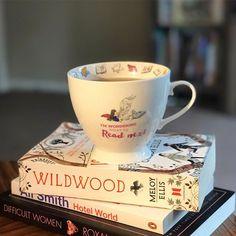 A Matilda mug from the Roald Dahl Museum.