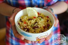 Mi ir Do virtuvė: Sorų salotos su pupelėmis