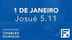 1 de janeiro - Devocional Diário CHARLES SPURGEON #1