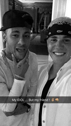 June 5: Neymar via snapchat