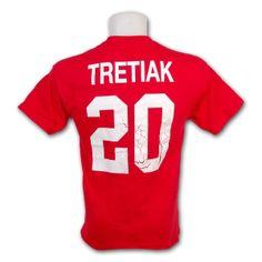 CCCP Soviet Red Army Vladislav Tretiak T-Shirt