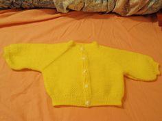 kojenecký svetřík velikost 70