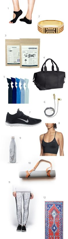Nutrition Stripped | Gift Guide for Fitness Lovers and a Barre3 gift! | http://www.nutritionstripped.com