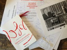 Planning of Lankava Story Identity. Anne´s book about Storification (in pic) was published in finnish 2014.