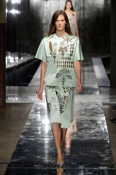 Christopher Kane SS14 London Fashion Week lfw
