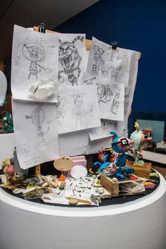 Valencia es pionera en las producciones de animación con plastilina STOP MOTION o CLAYMATION. A finales de los 80 surgen los profesionales y productoras que durante años copan la mayoría de las producciones, el reconocimiento y los premios.  El MuVIM ofrece la posibilidad de conocer a tres de los estudios más importantes de este género: Javier Tostado (Clay Animation), Pablo Llorens (Potens Plastianimation) y Sam (Conflictivos Productions), ganadores de premios Goya e internacionales.