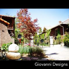 Custom Gates by Giovanni Designs. www.giovannidesigns.info