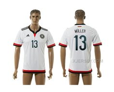 http://www.xjersey.com/201516-germany-13-muller-home-thailand-jersey.html 2015-16 GERMANY 13 MULLER HOME THAILAND JERSEY Only 33.11€ , Free Shipping!