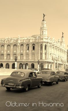 #Oldtimer in #Havanna #Cuba