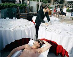 Hommage à Lars Tunbjörk : Festival de Cannes 2007 - L'Œil de la photographie