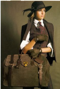 ralph lauren. I love this outfit! ...MKL...