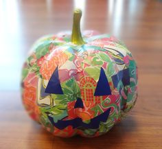 Brighten up your Fall decor with a little Lilly!