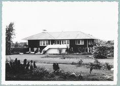 Woonhuis C. Dragtenweg  1945-1955