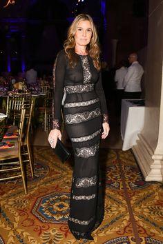 Aerin Lauder in Dolce & Gabbana