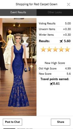 #shopping#gown