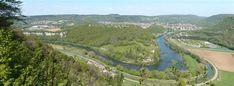 Randonnée le Mont Dommage - Vue sur la Vallée du Doubs