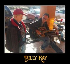 With Special Guest Star - TimTim :)  All My Best, Billy Kay