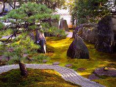 Mirei Shigemori Residence,Kyoto