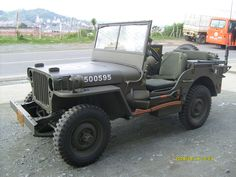 1946 Willys MB - photo submitted by Carlos Alberto Arango Villa Jeep Willys, Jeep 4x4, Military Jeep, Military Vehicles, Little Brothers, Jeep Stuff, Betty Boop, Jeeps, Retirement