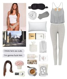 """She said was just fine until she told him that he know what about to happen"" by micaiahjoi ❤ liked on Polyvore featuring Calvin Klein, Kassatex, Victoria's Secret, L'Agent By Agent Provocateur, Brinkhaus, M&Co, Crate and Barrel, Yves Saint Laurent, Hotel Collection and Liberty"