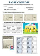 verbe PRENDRE: conjugaisons et expressions fiche d'exercices - Fiches pédagogiques gratuites FLE