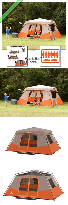 Tent and Canopy Accessories 36120 Ozark Trail Instant Cabin Tent 13X9 Outdoor Family C&ing Tents & Tent and Canopy Accessories 36120: Coleman Rainfly 14X10 Accessory ...