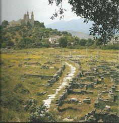 Les ruines d'Hippone et la basilique de Saint-Augustin, alas only seen in passing :(