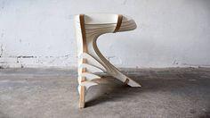 Graphic and Stylish Stool Furniture – Fubiz Media