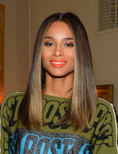 Ciara | 24 Celebrities Who Have Perfected The Ombre Hair Color