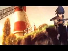 Gorillaz - Feel Good Inc. (Official music video)  This is one of my favorite & songs videos! It's so Cute!