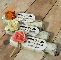 Mint to be Wedding favors Bridal shower by BulandsBathBoutique, $190.00