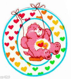 ❤️Care Bears and Friends ~ The Letter O